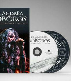 ANDREA, JOSE - LA PAZ: DONDE TODO ES POSIBLE + DVD