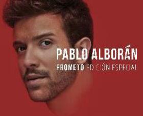 ALBORAN, PABLO - PROMETO - EDICION ESPECIAL ACUSTICO + BLURAY