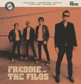 FREDDIE & THE FILOS - I WANNA SHARE