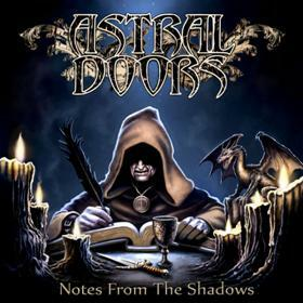 ASTRAL DOORS - NOTES FROM THE SHADOWS -LTD-