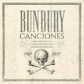 BUNBURY - CANCIONES 1987-2017