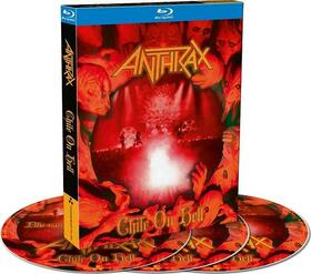 ANTHRAX - CHILE ON HELL + BLURAY DISC