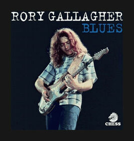 GALLAGHER, RORY - BLUES -DELUXE-