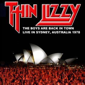 THIN LIZZY - LIVE IN SIDNEY