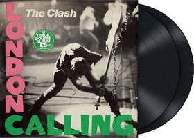 CLASH - LONDON CALLING -HQ-