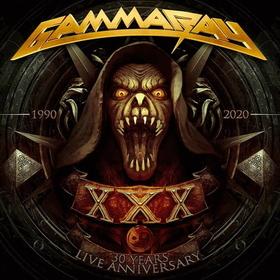 GAMMA RAY - 30 YEARS LIVE =BOX=
