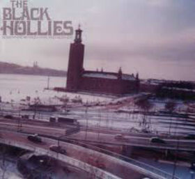 BLACK HOLLIES - SOMEWHERE & NOWHERE -LP+7