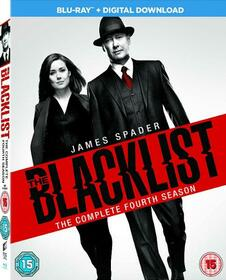 TV SERIES - BLACKLIST - SEASON 4