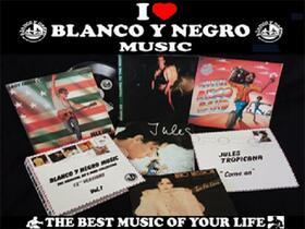 VARIOUS ARTISTS - I LOVE BLANCO Y NEGRO MUSIC 1 2014 =BOX=