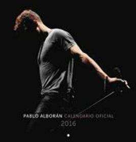 ALBORAN, PABLO - 2016 CALENDAR