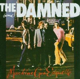 DAMNED - MACHINE GUN ETIQUETTE + DVD