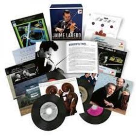 LAREDO, JAIME - COMPLETE RCA AND COLUMBIA ALBUM =BOX=