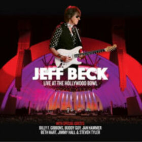 BECK, JEFF - LIVE AT THE HOLLYWOOD BOWL + DVD