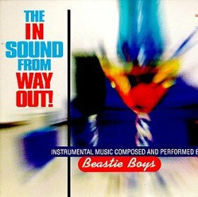 BEASTIE BOYS - IN SOUND FROM WAY OUT-DIG