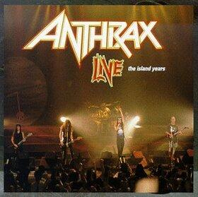 ANTHRAX - LIVE