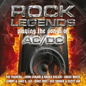 AC/DC.=TRIBUTE= - ROCK LEGENDS PLAYING THE SONGS OF AC/DC