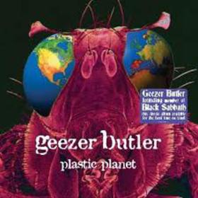 BUTLER, GEEZER - PLASTIC PLANET