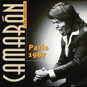 CAMARON DE LA ISLA - PARIS 1987 -HQ-