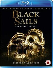 TV SERIES - BLACK SAILS SEASON 4