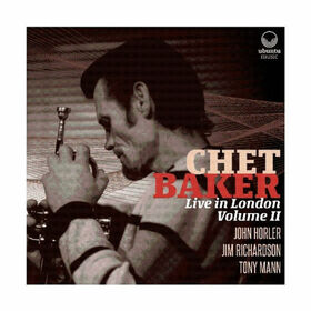 BAKER, CHET - LIVE IN LONDON II