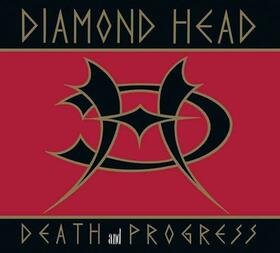 DIAMOND HEAD - DEATH AND PROGRESS -DIGI-