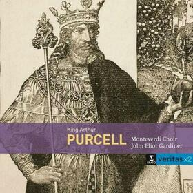 PURCELL, HENRY - KING ARTHUR
