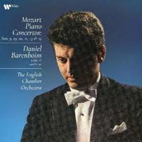 BARENBOIM, DANIEL - MOZART PIANO CONCERTOS -HQ-