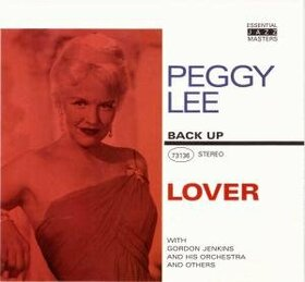 LEE, PEGGY - LOVER