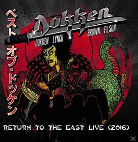 DOKKEN - RETURN TO THE EAST LIVE..