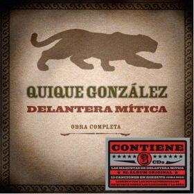 GONZALEZ, QUIQUE - DELANTERA MITICA - OBRA COMPLETA