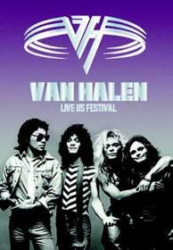 VAN HALEN - LIVE U.S. FESTIVAL