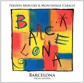 MERCURY, FREDDIE - BARCELONA