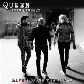 QUEEN - LIVE AROUND THE WORLD + BLURAY