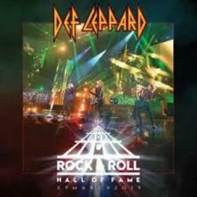 DEF LEPPARD - ROCK 'N' ROLL HALL OF FAME 2020