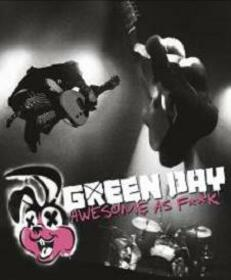 GREEN DAY - AWESOME AS FUCK + BLU RAY DISC