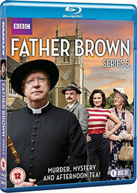 TV SERIES - FATHER BROWN - SERIES 5