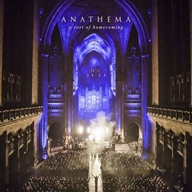 ANATHEMA - A SORT OF.. -CD+DVD-