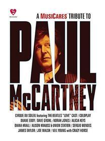 MCCARTNEY, PAUL.=TRIBUTE - A MUSICARES