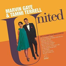 GAYE, MARVIN - UNITED -HQ-
