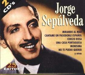 SEPULVEDA, JORGE - LO MEJOR