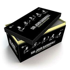 BARBIROLLI, JOHN SIR - COMPLETE WARNER RECORDINGS =BOX SET=