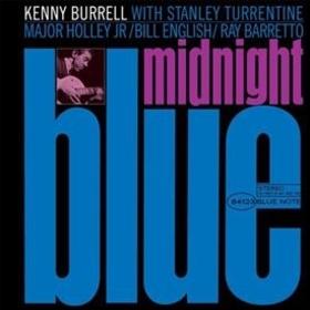 BURRELL, KENNY - MIDNIGHT BLUE -HQ-