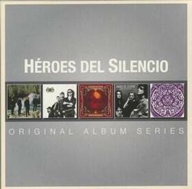HEROES DEL SILENCIO - ORIGINAL ALBUM SERIES