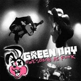 GREEN DAY - AWSOME AS FUCK + DVD