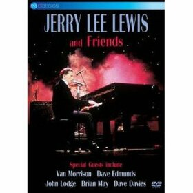 LEWIS, JERRY LEE - AND FRIENDS