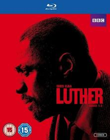 TV SERIES - LUTHER - SERIES 1-3
