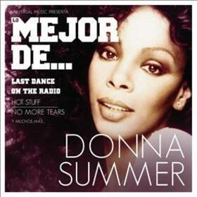 SUMMER, DONNA - LO MEJOR DE