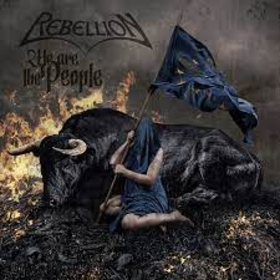 REBELLION - WE ARE THE PEOPLE -DIGI-