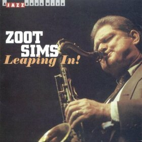 SIMS, ZOOT - LEAPING IN