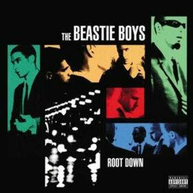 BEASTIE BOYS - ROOT DOWN -EP-